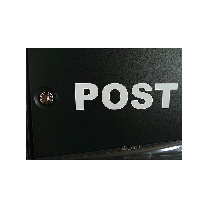 Vinyl Lettering (POST)