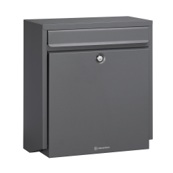 Anthracite Grey  Decayeux D180 Postbox