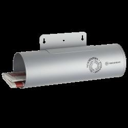 Silver Grey Decayeux Newspaper Holder N100