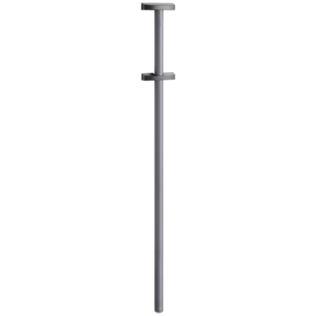 Anthracite Grey Decayeux P100 Mounting Pole