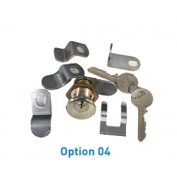 Decayeux High-Security Replacement Postbox Lock