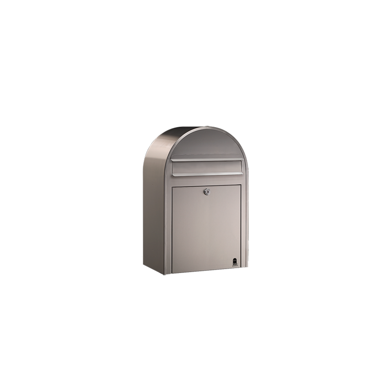 Bobi Stainless Steel Classic Large Capacity Postbox
