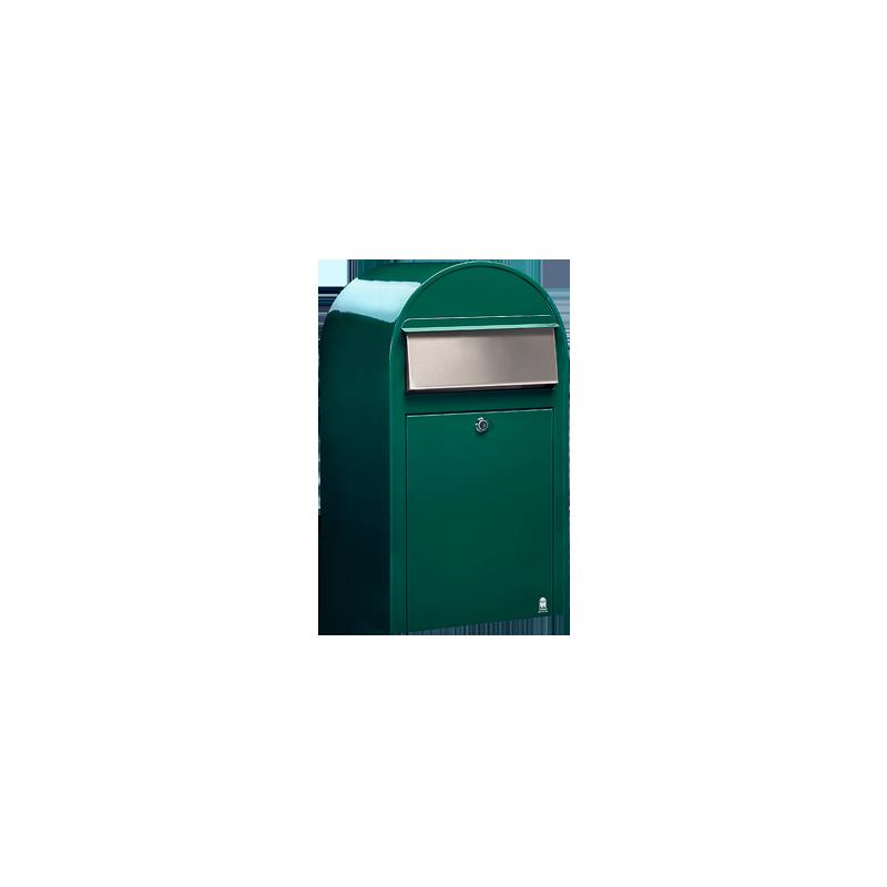 Green Bobi Grande Large Capacity Postbox