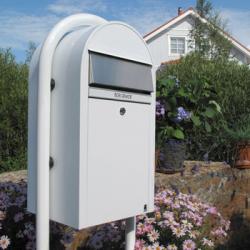 Bobi Grande Large Capacity Postbox