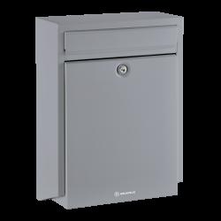 Silver grey Decayeux D100 Postbox