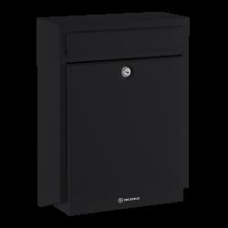 Black Decayeux D100 Postbox