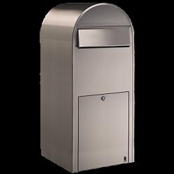 Bobi Jumbo Stainless Steel Extra Large Capacity Postbox