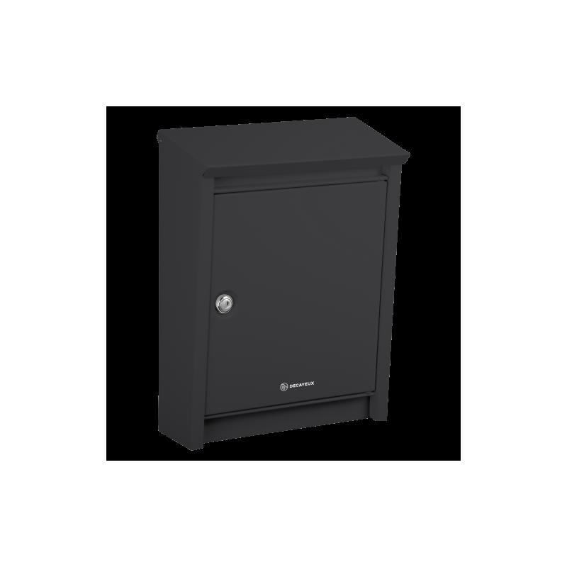 Black Decayeux D110 Postbox