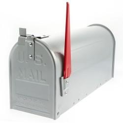 Silver BURG-WÄCHTER US Mailbox