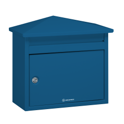Blue Decayeux D560 Postbox