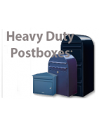 Heavy Duty Postboxes