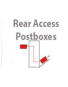 Rear Access Postboxes
