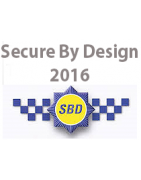 Secure by Design 2016 Postboxes