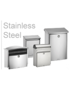 Stainless Steel Postboxes