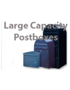 Large Capacity Postboxes